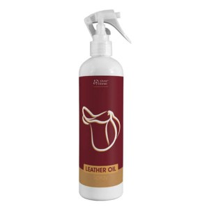 OVER  HORSE Leather Oil Spray PIELĘGNACYJNY OLEJ DO SKÓR 400ml