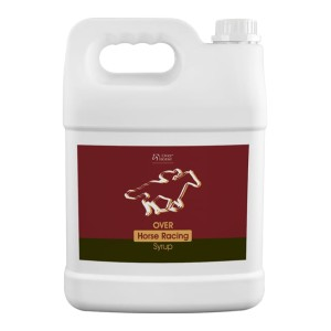 OVER HORSE Suplement mineralno-witaminowy RACING SYRUP 5l