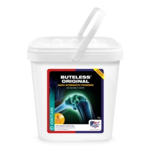 CORTAFLEX Buteless Original Strength Powder 3kg (zapas na 6 m-cy)
