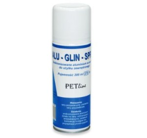 ARTWET Opatrunek z aluminium ALU-GLIN-SPRAY 200ML