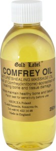 GOLD LABEL Olejek do wcierania Comfrey Oil