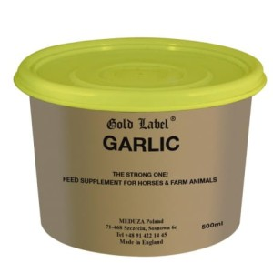 GOLD LABEL Czosnek Garlic Supplement