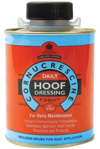CARR&DAY&MARTIN Olej do kopyt CORNUCRESCINE DAILY HOOF DRESSING