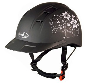 FAIR PLAY Kask do jazdy konnej Elf Floral Matt