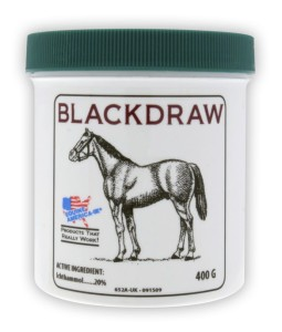 CORTAFLEX Ichtiol BLACKDRAW 400G